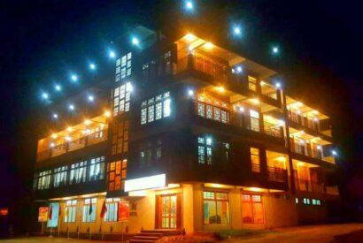 Baltistan Continental Hotel Skardu