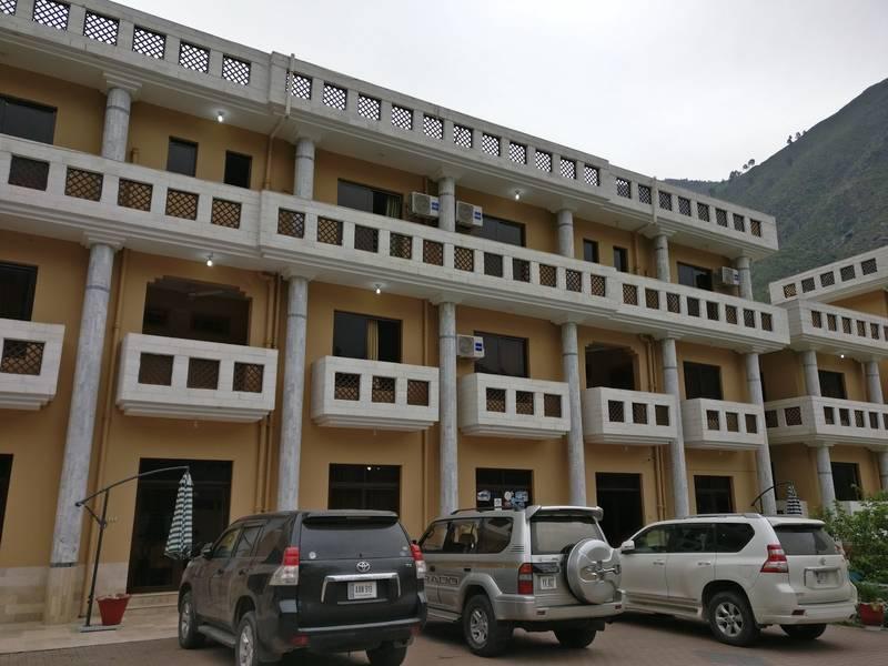 Besham Hilton Hotel 1