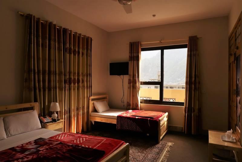 Besham Hilton Hotel