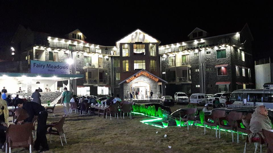 Fairy Meadows Hotel Hotels In Naran See Pakistan Tours