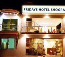 Fridays Hotel Shogran