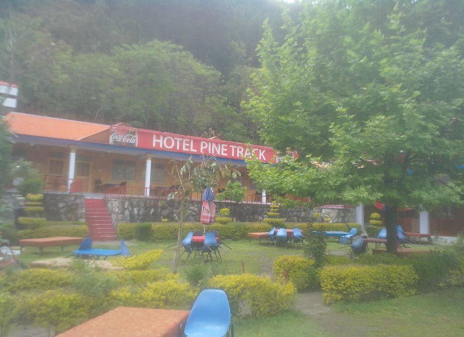 Hotel Pine Track & Green Food Hut Balakot