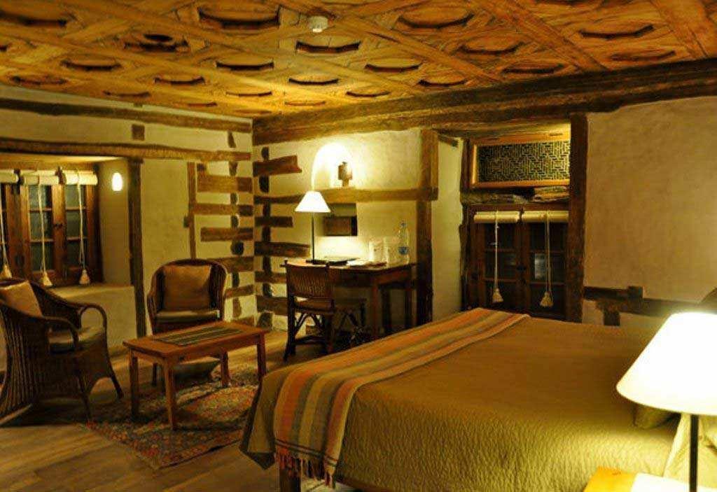Serena Hotel Shigar Fort Shigar