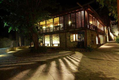 Serena Shigar Fort Hotel Shigar