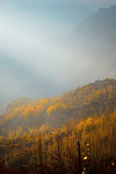 Hunza Valley Deluxe Tour