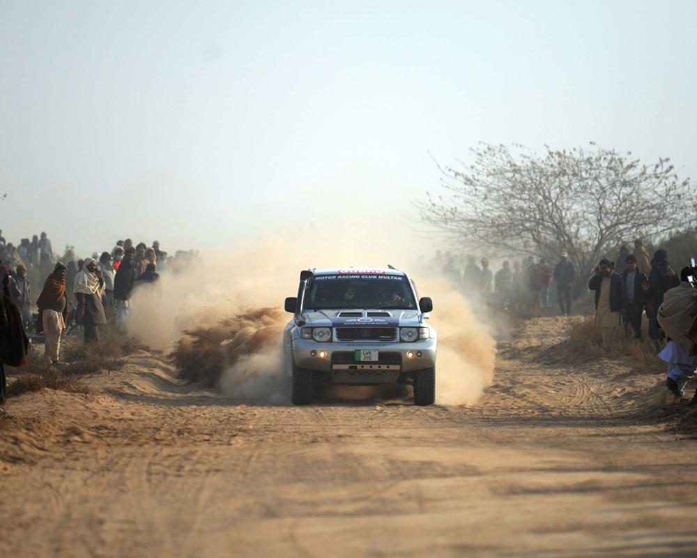 cholistan jeep rally