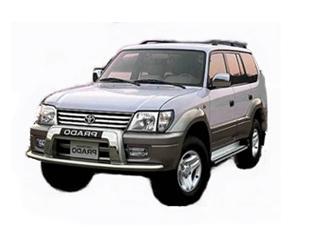 Toyota Prado TZ 2000