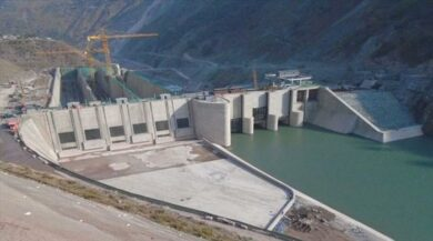 Famous Dams of Pakistan