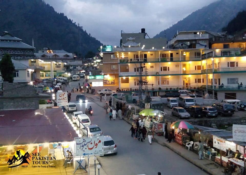 Islamabad to Naran Valley