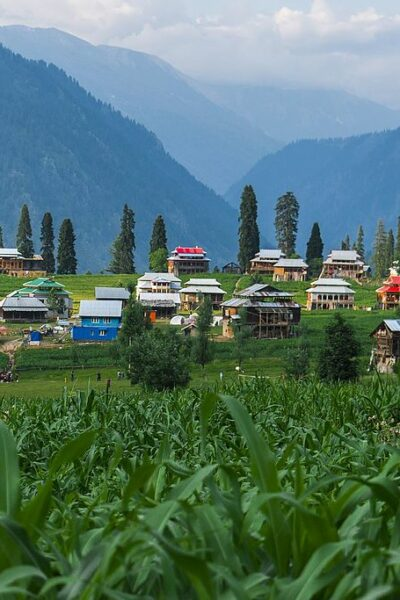 Naran Shogran Neelum Valley 9 Days Tour