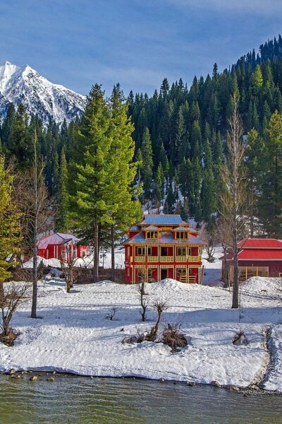 Neelum Valley Tour 5 Days 4 Nights