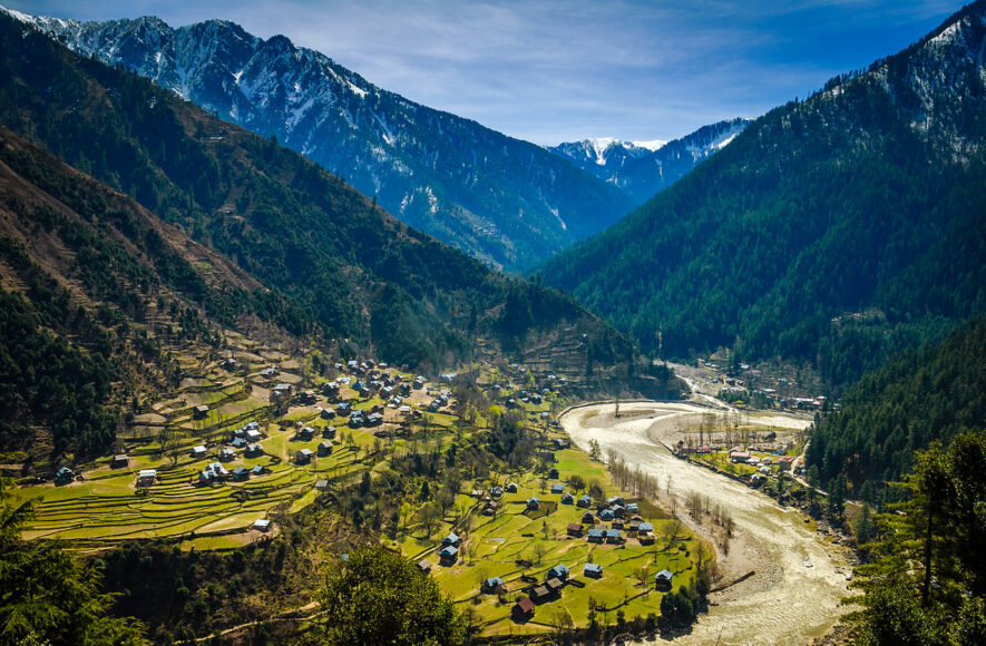 Upper Neelum Valley