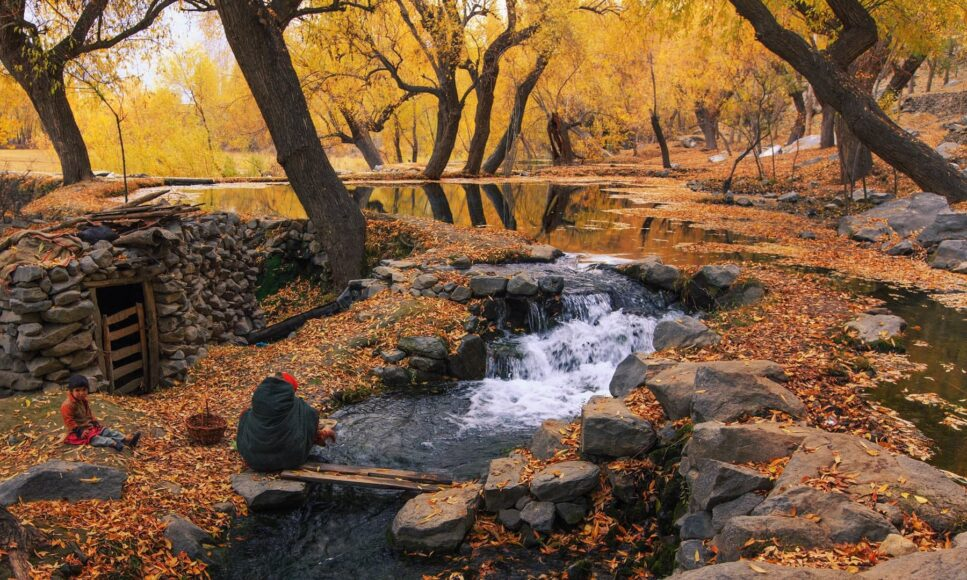 Khaplu Valley