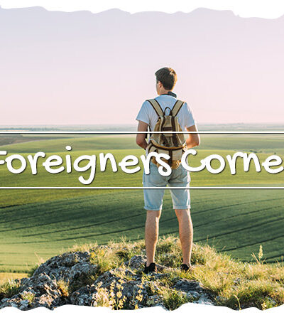 Foreigner Tours