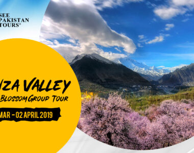 Hunza Valley Tour Cherry Blossom 5Days 29 March 2019