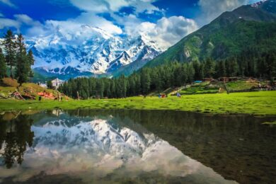 Fairy Meadows Skardu Valley Tour