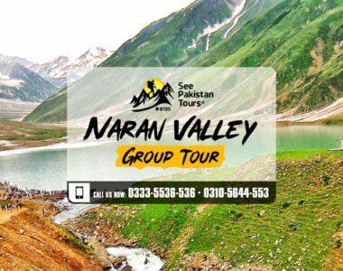 Kaghan Naran Babusar Top 3 Days 2 Nights Group Tour