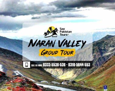 Kaghan Naran Valley 3 Days 2 Nights Group Tour