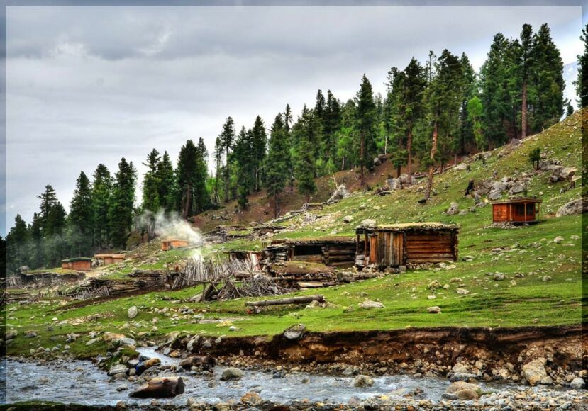 Best Traveling destinations Fairy Meadows
