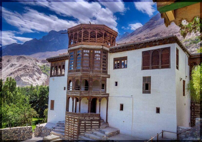 Best Traveling destinations Skardu Valley