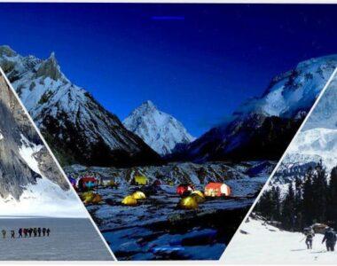 Mountaineering, Trekking and Hiking In Pakistan