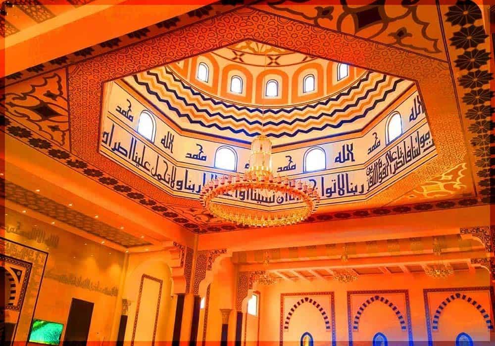 Masjid e Tauba Karachi