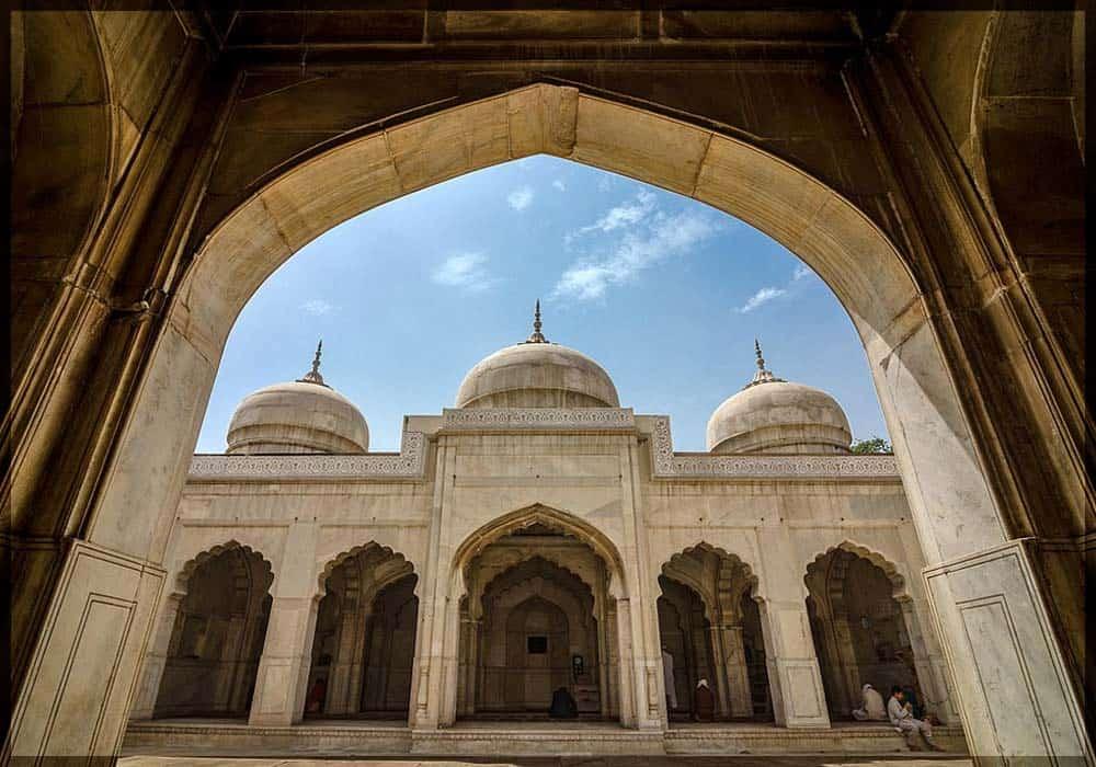 Moti Mosque Lahore Fort