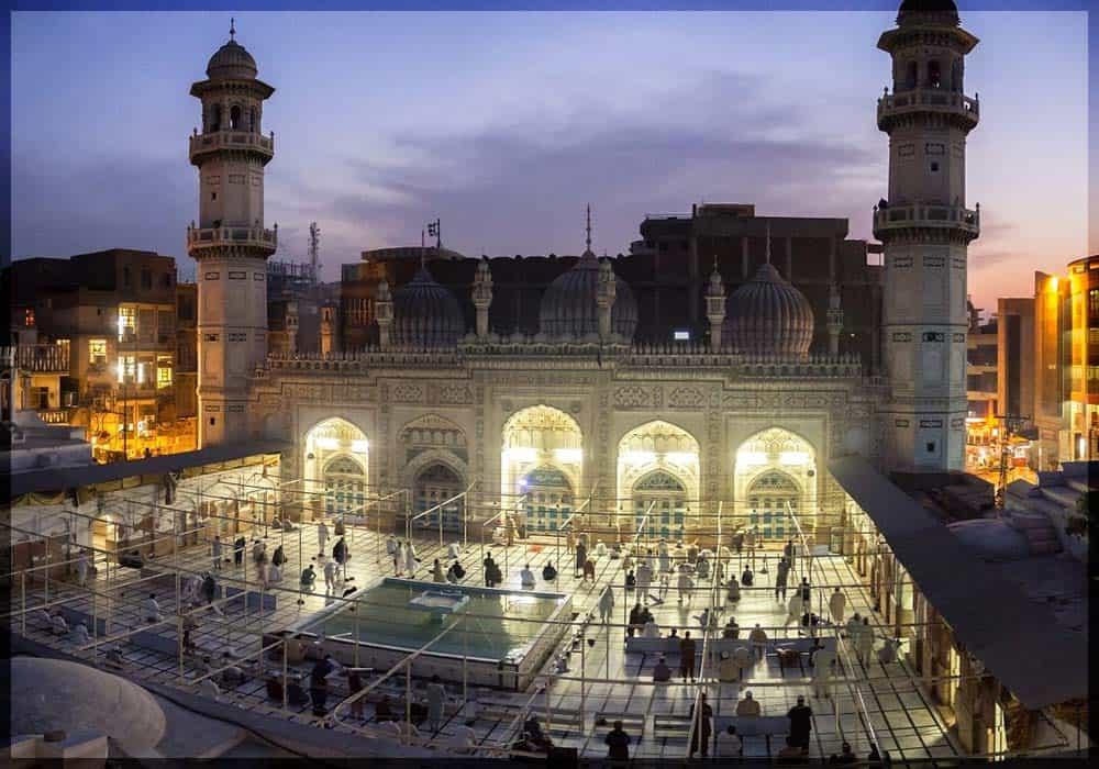 Mohabat Khan Mosque Peshawar