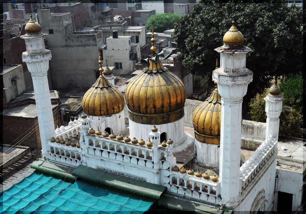 Sunhari-Mosque